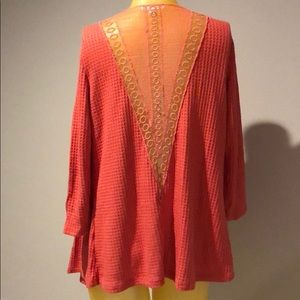 Maurices Open front cardigan S